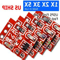 1~10 PCS TTP223 2.5-5.5V Capacitive Touch Switch Self Lock M