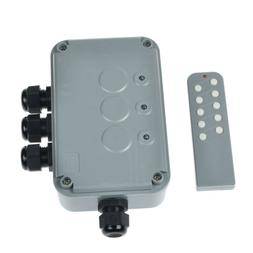 1 Pcs Remote Controlled IP66 Weatherproof Outdoor Switch Box