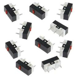 10PCs Button Switch Mouse Switch 3Pin Microswitch For RAZER
