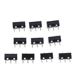 10X Authentic OMRON Mouse Micro Switch D2FC-F-7N Mouse Butto