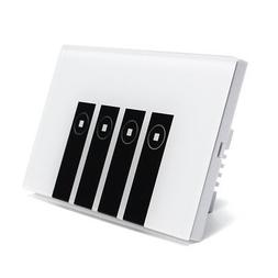 120 Type 1/2/3 Gang Smart Touch Switch WiFi  Remote Control