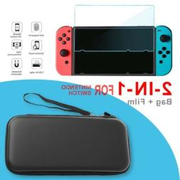 2-in-1 Game Accessories for Nintendo Switch Protective Bag T