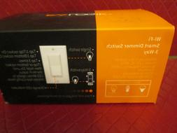2-Way / 3-Way Wifi Smart Dimmer Switch WF31 - Works with Ale