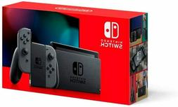 New Version Nintendo Switch HAC-001 32GB Console with Gray J