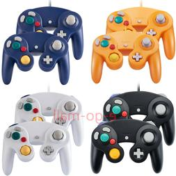 2Pack Wired NGC Controller Gamepad for Nintendo GameCube & W