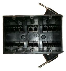 3 Gang Tuff Box For Electrical Switch Or Outlets by southwir