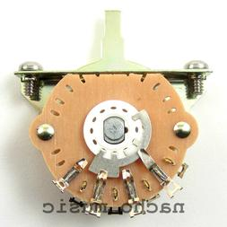 Oak Grigsby 3 Way Switch for Fender Telecaster and pre-1977