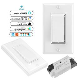 3 Way Wireless Light Switch Kit: DIY 3-Way Smart Light Switc