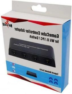 Mayflash 4-Port Controller Adapter for Nintendo GameCube to