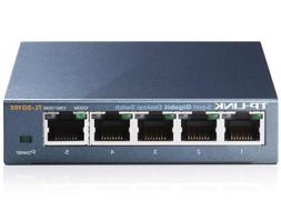 5-Port Gigabit Desktop Switch -2 Pack