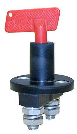 HELLA 706729011 Replacement Key for Battery Master Switch