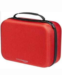 AmazonBasics Travel and Storage Case for Nintendo Switch - R