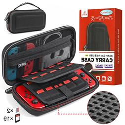 Case for Nintendo Switch, Lipeno Anti-impact Carry Case for