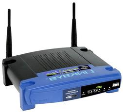 Cisco-Linksys WRT54GS Wireless-G Broadband Router with Speed