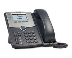 Cisco SPA504G Small Business SPA 504G - VoIP phone - SIP, SI