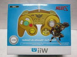 HORI Battle Pad for Wii U  with Turbo - Nintendo Wii U