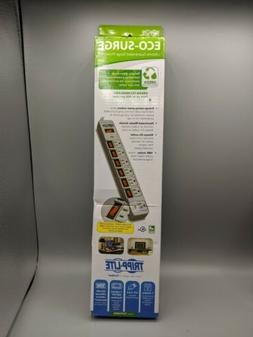 Tripp Lite 7 Outlet  Surge Protector Power Strip, 6ft Cord,