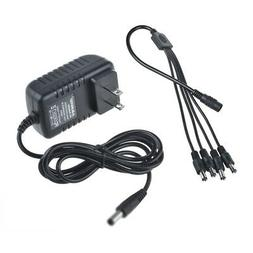 AC Adapter For Lemax # 74707 4.5 VOLT Spooky Town Accessory