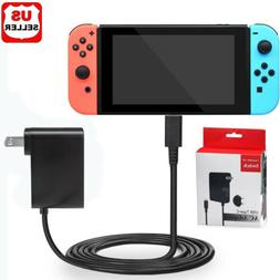 AC Adapter Power Supply for Nintendo Switch Wall & Travel Ch