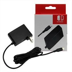 AC Adapter Power Supply Wall Travel Charger For Nintendo Swi