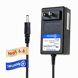 T POWER 12V Ac Dc Adapter Charger Compatible with Belkin & N