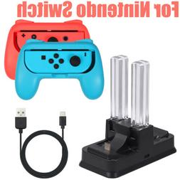 Accessories Kit for Nintendo Switch Games Grip Caps  Control