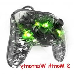 PDP Afterglow Deluxe + audio Wired Controller for Nintendo S
