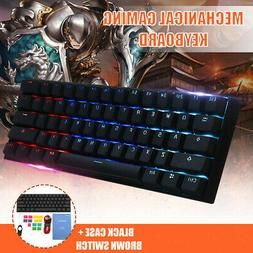 ANNE PRO 2 Gateron Switch bluetooth USB RGB Mechanical Gamin