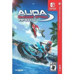 Aqua Moto Racing Utopia -Nintendo Switch