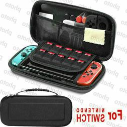 For Nintendo Switch Accessories Hard Case Bag+Shell Cover+Ch