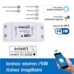 Sonoff Basic Smart Home WiFi Wireless Switch Module For IOS