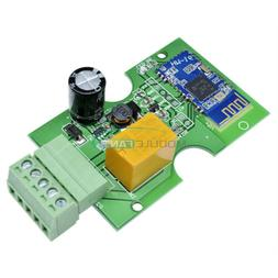 Bluetooth 4.0 BLE 1-Bit Relay Module for Android Apple IOT S
