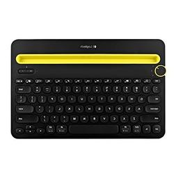 Logitech Bluetooth Multi-Device Keyboard K480 for Computers,