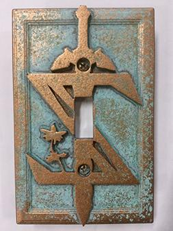 Breath of the Wild  - Light Switch Cover