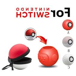 Carrying Case Cover for Nintendo Switch Poke Ball Plus Contr