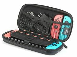 AmazonBasics Carrying Case for Nintendo Switch and Accessori