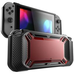 Mumba case for Nintendo Switch,  Slim Rubberized  Hard Case