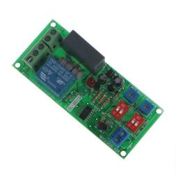 Cycle Delay Timing Timer Relay Switch Turn ON/OFF Module AC