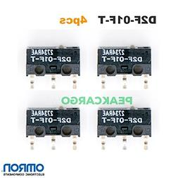 Qty 2 OMRON D2F-01F-T Micro Switch Microswitch for RAZER Log