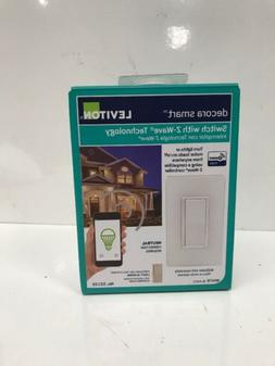 Leviton Decora Smart Switch With Z-Wave # DZ15S