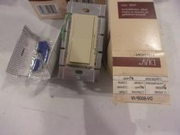 LUTRON DIVA 3-WAY INCANDESCENT 600W IVORY SWITCH WITH SLIDE