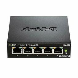 DLIDGS105 - 5-Port Gigabit Ethernet Switch