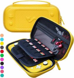 Elite Storage Travel Carrying Case for Nintendo Switch Lite