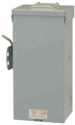 GE Energy Industrial Solutions TC10323R GE Outdoor Double Po