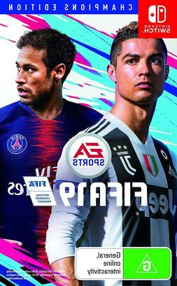 FIFA 19 Champions Edition Soccer Footy Football Sports Game