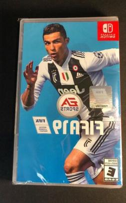 fifa 19 nintendo switch new