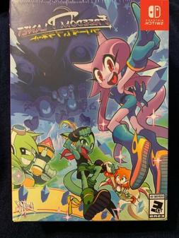 Freedom Planet Deluxe Collector's Edition Nintendo Switch Li