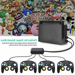 gamecube controller adapter for nintendo switch wii