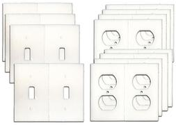 Gasket Covers Electrical Outlet and Light Switch Plate Draft