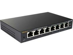 TP-LINK 8-Port Gigabit Easy Smart Switch with 4-Port PoE